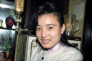 上海小姐@桜酒吧