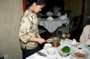 国宴菜鶏湯川海蚌@西湖大酒店