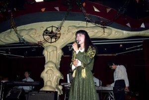アイドルみたいな小姐@福州海山賓館舞廰