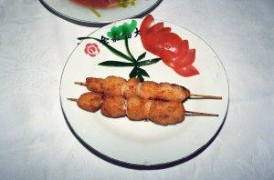 干炸鮮貝串