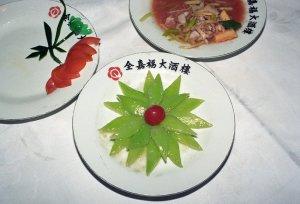 炒時菜(胡瓜)