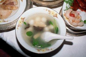 純菜魚元湯