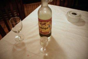 飲み放題の強い酒