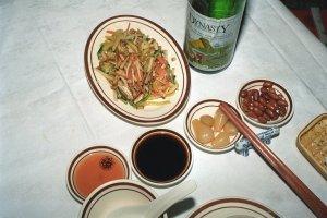 素食精品素食(野菜の五目炒め)