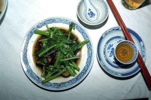 炒時菜(野菜炒)