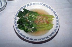 干貝萵苣尖
