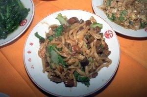 多分撥魚麺