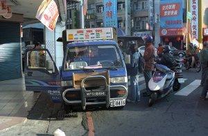 広東粥の車