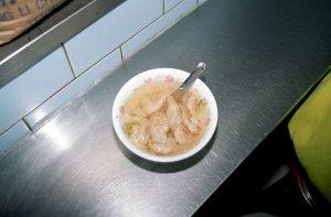 <水芳亭> 扁食(餛飩)