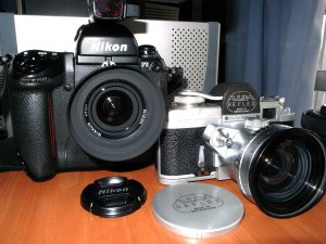 Nikon AI 24mm F2.8S@ニコンF5