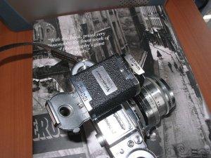 ターニットファインダ(100mm,50mm,35mm用のマスク)