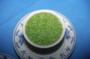 鶏湯豌豆(一人前)
