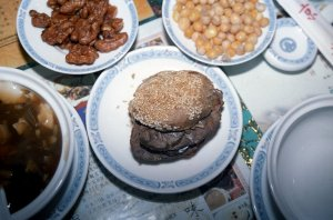 芝麻醤焼餅(牛肉)