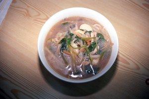 三鮮炒码麺