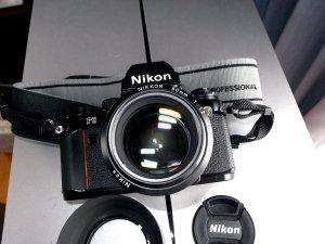 Nikon AI50mm F1.2S,AI28mm F2.0S@F3