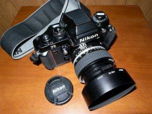 ニコンAI50mmF1.2
