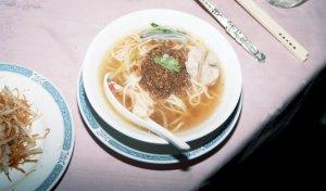台南担仔麺