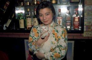 猫と小姐@上海人民酒吧