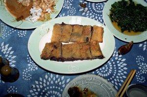 豆沙鍋餅@上海老錦江飯店