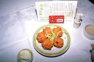 牛の脊髄料理@香港飲茶