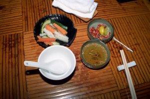 越南菜(ベトナム料理)@香港金牛苑