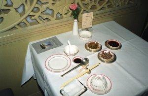 梅龍鎮酒家@上海国際貴都大飯店