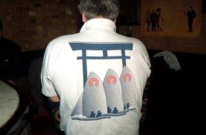 刺青Tシャツ@上海人民酒吧