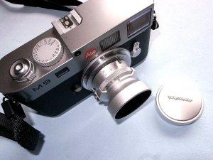 へリア50mm,F3.5+ライカM9