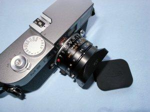 エルマリート28mm,F2.8 ASPH+ライカM9