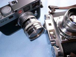 Prominent NOKTON 50mmF1.5+ライカM9@KIPON VOIGTLANDER-L39 Adapter Ring
