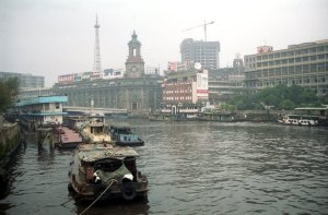 蘇州河2@上海観光