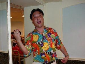 上海のポンビキさん