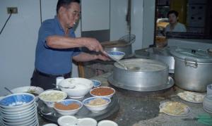 韮菜盆@台北中華餃子麺館