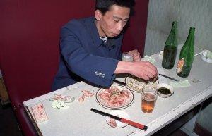 上海のポンビキさん?