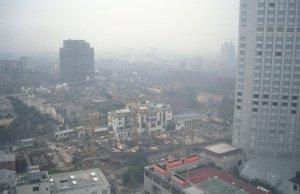 1989年1月3日@上海発成都へ