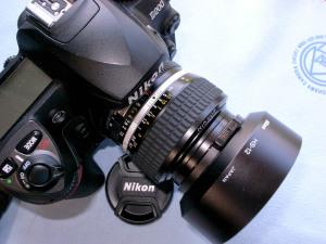 Nikon D200+Ai NIKKOR 50mmF1.2