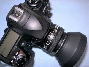 Nikon D200+AF NIKKOR 50mmF1.4D