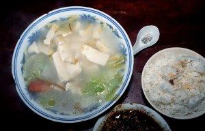 麻婆豆腐@成都陳麻婆豆腐餐廰