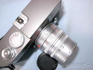 SUMMICRON-M 50mmF2.0+ライカM9