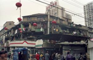 雲南路@上海三大美食街