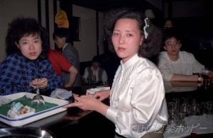 人民酒吧初体験@上海1988