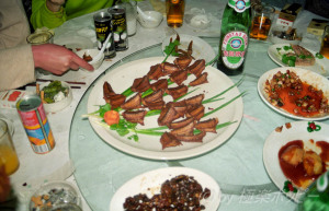 上海式蛇料理@夜明珠酒楼