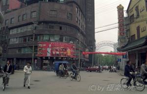 功徳林素食館@上海三大美食街