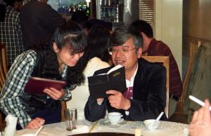 小姐@上海来栄酒家