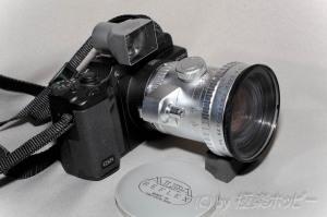 P.Angenieux 24mmF3.5+リコーGXRマウントA12@KIPON ALPA-L39アダプター+LMリング