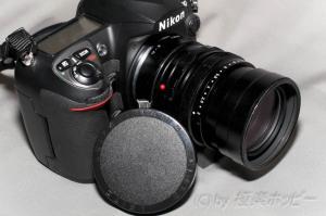 SUMMICRON 90mmF2.0+Nikon D200@無印ビゾ・アダプター