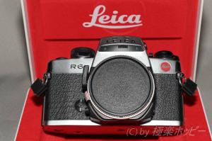 Leica R6@メカニカルライカ