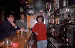 ジェームズ・バー@上海人民酒吧
