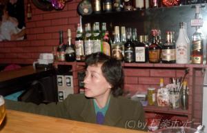 シンガポーリアン@上海天使酒吧