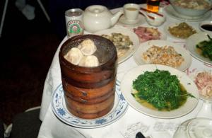 風鶏@上海揚州飯店